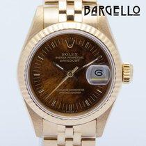 Rolex Datejust Rosenholz Vintage