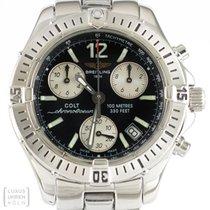 Breitling Uhr Colt Chrono Ocean Quarz Ref. A 53050