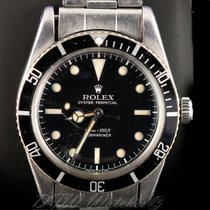 롤렉스 (Rolex) Vintage No Date Submariner 5508