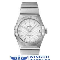 Omega - CONSTELLATION OMEGA CO-AXIAL 38 MM Ref. 123.10.38.21.0...