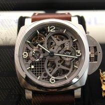 Panerai PAM00578  LO SCIENZIATO-LUMINOR1950 TOURBILLON GMT...