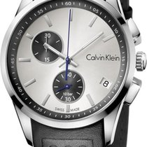 ck Calvin Klein Bold K5A371C6 Herrenchronograph Swiss Made