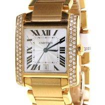 カルティエ (Cartier) - tank francaise - ref 1840- wristwatch
