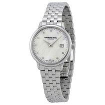 Raymond Weil Toccata MOP Dial Women's Watch 5988-ST-97081