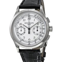 Patek Philippe 5170G  Complications Chronograph  Silvery White...