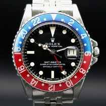 "Ρολεξ (Rolex) GMT-Master Ref.1675 ""Pepsi"" MK1 with..."