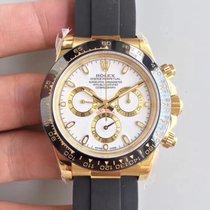 勞力士 (Rolex) 116518LN-OYSTERFLEX WHITE IVORY Yellow Gold