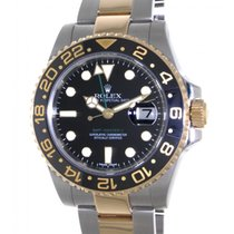 Rolex Gmt Ii, 116713, Steel And Yellow Gold, 40mm