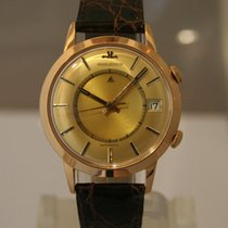 Jaeger-LeCoultre Vintage Memovox Ref. E855 Rotgold mit orig....