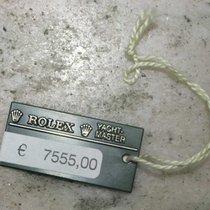 Rolex vintage tag green plastic yacht master model
