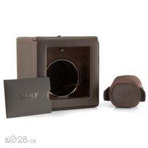Wolf 1834 Uhrenbeweger Watch Winder #461106 braun für Uhren...