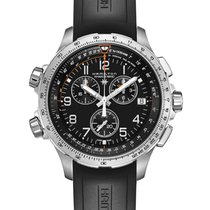Hamilton Khaki Aviation X-Wind  Chrono Quartz