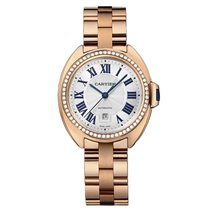 Cartier Cle Automatic Ladies Watch Ref WJCL0003