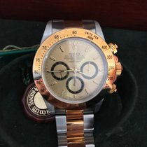 롤렉스 (Rolex) Daytona Zenith -Steel&Gold- Inverted 6- Full...