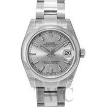 롤렉스 (Rolex) Datejust Lady 31 mm Silver/Steel Ø31 mm - 178240