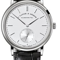 A. Lange & Söhne Saxonia Automatic 38.5mm 380.026 White...