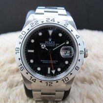Rolex EXPLORER 2 16570 with Black Dial Mint Condition