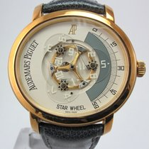 Audemars Piguet Yellow Gold Anniversary Millenary Star Wheel...