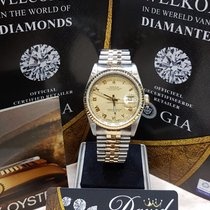 Rolex Datejust oyster perpetual datejust gold/steel