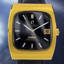 Omega Constellation 1960s Automatic Swiss Made Gold Plated...