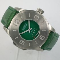 Glycine Incursore Half-Hunter hand-wound limited men's...