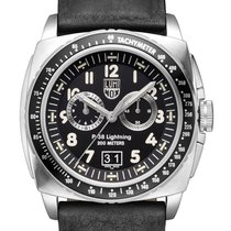 Luminox P-38 Lightning Chronograph Big Date