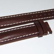 Breitling Kalbslederband für Dornschliesse Dunkelbraun 20-18 mm