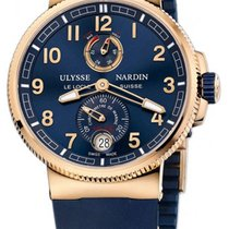 Ulysse Nardin Marine Chronometer Manufacture 43mm 1186-126-3.63