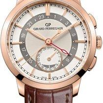 Girard Perregaux 1966 Dual Time 49544-52-131-BBB0