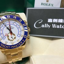 Rolex Cally - 44MM YACHT MASTER II 116688 Yellow Gold [NEW]