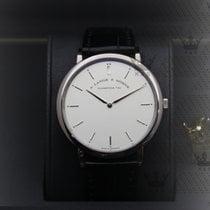 朗格 (A. Lange & Söhne) 211.026  Saxonia Thin Silver Dial