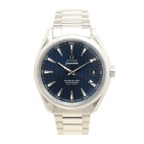Omega Seamaster Stainless Steel Blue Automatic 231.10.42.21.03...
