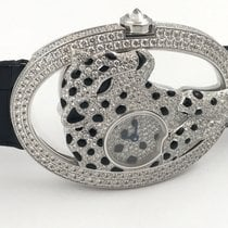 Cartier Creative Jeweled Watches Panthere Ajouree De Cartier...