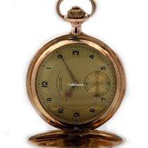 """A. Lange & Söhne """"DUF"""" Savonnette Gold 14kt um 1900"""