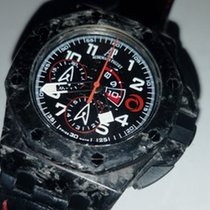 Audemars Piguet Royal Oak Offshore Alinghi Team Carbon + Extra