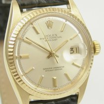 Rolex Oyster Perpetual Date Just 750 Gold 1965