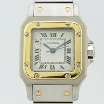 Cartier Santos (submodel)Automatic Steel-Gold Lady 1170902
