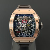 Richard Mille RM 011 Felipe Massa Chronograph Rosegold ( New...