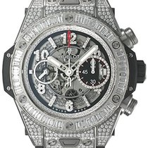 Hublot BIG BANG UNICO TITANIUM JEWELRY