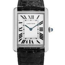 Cartier Watch Tank Solo W5200003