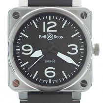 Bell & Ross BR 01-92 COME NUOVO xx/2015 art. Nr345