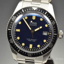 Oris Divers Sixty Five Automatic Blue Dial Steel Automatic 42MM