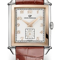 Girard Perregaux VINTAGE SMALL SECONDS Pink Gold Dial White...