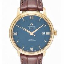 Omega De Ville Prestige Co-Axial Automatic Men's Watch –...