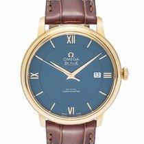Omega De Ville Prestige Co-Axial Automatic Men's Watch –...