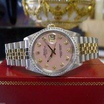ロレックス (Rolex) Oyster Perpetual Date Diamond Dial & Bezel...