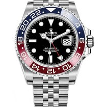 Rolex GMT-Master II Jubilee Bracelet Pepsi