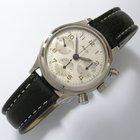 Minerva antike / vintage Herrenuhr Chronograph ca. 1958