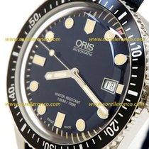 Oris Divers 65 Vintage Blue Dial, Nato Strap