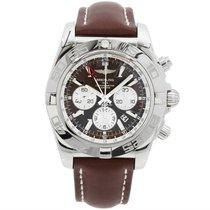 Μπρέιτλιγνκ  (Breitling) Chronomat GMT 47mm Brown Dial Brown...